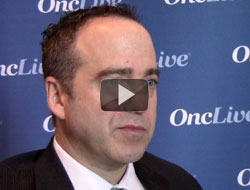 Dr. Burger on Bevacizumab in Ovarian Cancer