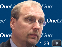 Dr. Jan A. Burger on Role of MRD-Negativity in CLL