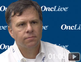 Dr. Burgess on PARP Resistance in Ovarian Cancer