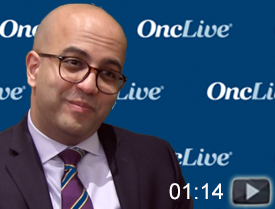Dr. Bustoros on Next-Generation Sequencing in Multiple Myeloma