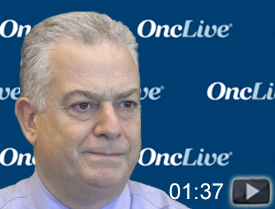 Dr. Caffo Discusses Enzalutamide/Docetaxel Combination in Frontline mCRPC