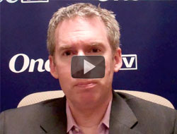 Dr. Camidge Discusses Resequencing Lung Cancer