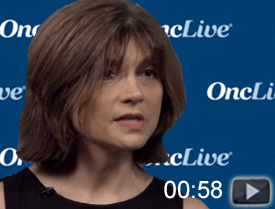 Dr. Campos on Next Steps With PARP Inhibitors in Ovarian Cancer