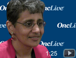 Dr. Anees B. Chagpar on the Hottest Topics in Breast Cancer Management