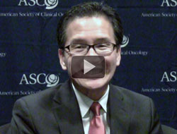 Dr. Chang on the TRINOVA-1 Trial in Ovarian Cancer