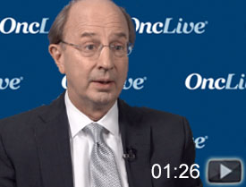 Dr. Choti on the Role of Surgery in Rectal Cancer