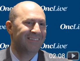 Dr. Choueiri on Biomarkers in RCC