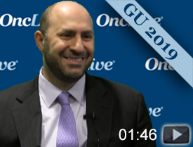 Dr. Choueiri Discusses Avelumab/Axitinib Data in RCC