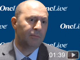 Dr. Choueiri on Checkpoint Inhibitor/TKI Combinations in RCC