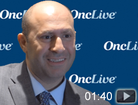 Dr. Choueiri on Next Steps for Treatment in RCC