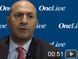 Dr. Choueiri on the Role of Cabozantinib in RCC