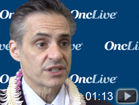 Dr. Coleman on Benefit of Rucaparib in Ovarian Cancer