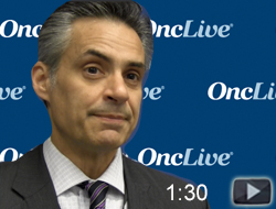 Dr. Robert Coleman on BRCA Testing in Ovarian Cancer