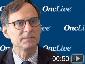 Dr. Coutre Discusses Blinatumomab in MRD-Positive ALL