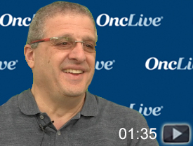 Dr. Siegel on Distinguishing Between Classes of Drugs in Myeloma
