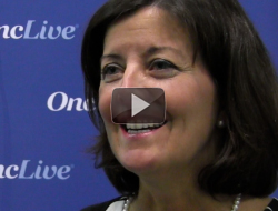 Marianne Davies on Managing Immunotherapy Side Effects in Lung Cancer