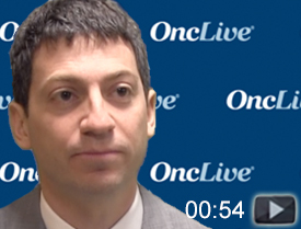 Dr. Davids Discusses Frontline Approaches in CLL