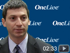 Dr. Davids on the Combination of Ibrutinib and Obinutuzumab in CLL