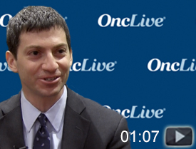 Dr. Davids on Results of Obinutuzumab With Ibrutinib in CLL