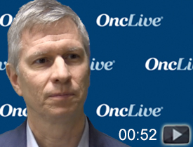 Dr. Decker on Distinct Roles of Radiation in Lung Cancer