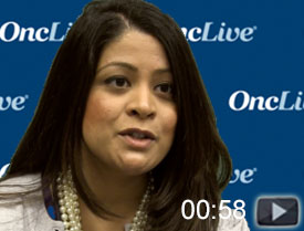 Dr. Desai on Phase I Study of Entrectinib in Solid Tumors