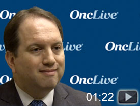 Dr. Levine Discusses a Combination Study in Endometrial Cancer