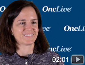 Dr. Domchek Discusses Immunotherapy in Breast Cancer
