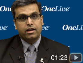 Dr. Upadhyaya on Radiation Therapy for Young Children with Ependymoma