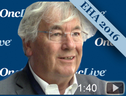 Dr. Christian Gisselbrecht on Defining Refractory Disease in DLBCL