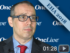 Dr. Mato Discusses the Safety and Efficacy of Umbralisib in CLL