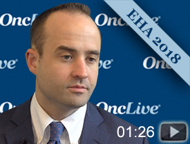 Dr. Sallman on APR-246 Plus Azacitidine in TP53-Mutant MDS and AML