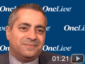 Dr. El-Khoueiry on Choosing Between Lenvatinib and Sorafenib in HCC