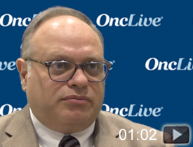 Dr. El-Rayes Discusses Methods of Locoregional Therapy in mCRC