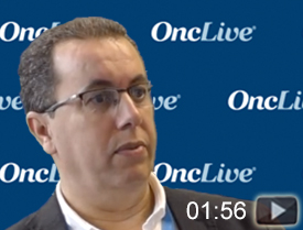 Dr. Elhassadi Discusses the Outlook of Patients With p53-Mutated MCL