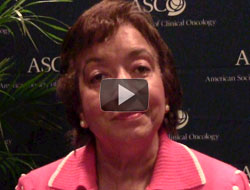 Dr. Mitchell on Survival and Safety of the VELOUR Trial