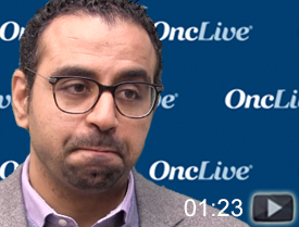 Dr. Eskander on Combination Approaches With Immunotherapy in Ovarian Cancer