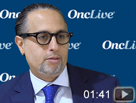Dr. Hamid on the FDA Approval of Pembrolizumab in Merkel Cell Carcinoma
