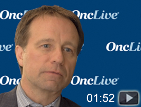 Dr. Fenske Discusses Ongoing Study in Frontline MCL