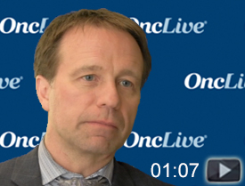 Dr. Fenske Discusses Targets Under Evaluation in MCL
