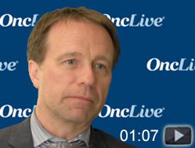 Dr. Fenske Discusses Targets Under Evaluation in MCL