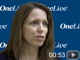 Dr. Ferguson Discusses AEs Associated With Surgery in Cervical Cancer