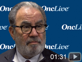 Dr. Figlin on Promise of Immunotherapy Plus TKI Combinations in RCC