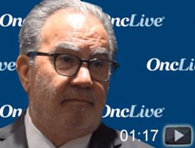 Dr. Figlin on Treatment Strategies in Advanced RCC