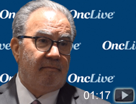 Dr. Figlin on Considerations for Combining TKIs and Immunotherapy in RCC
