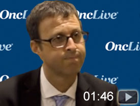 Dr. Finn on Considerations for Lenvatinib in Liver Cancer