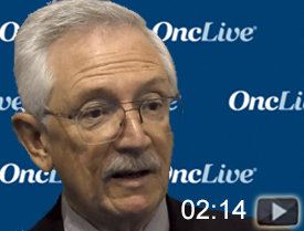 Dr. Gandara on Practice-Changing Studies in Lung Cancer