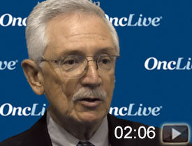 Dr. Gandara on Online Treatment Decision Tool for Lung Cancer