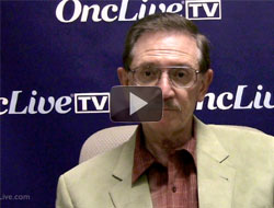 Dr. Gandara Discusses Molecular Testing for NSCLC