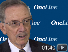 Dr. Gandara Discusses the OAK Trial for Lung Cancer