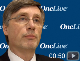 Dr. Gieschen on Patient Selection for Radiation in Prostate Cancer
